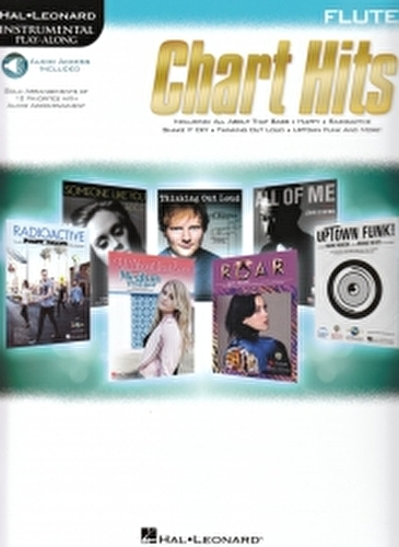 Chart Hits Instrumental Playalong Flute + download