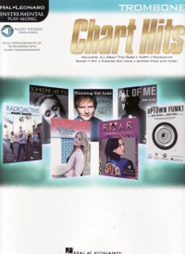 Chart Hits Instrumental Playalong Trombone + download