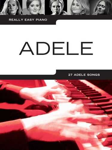 Really Easy Piano Adele 27 songs Updated*