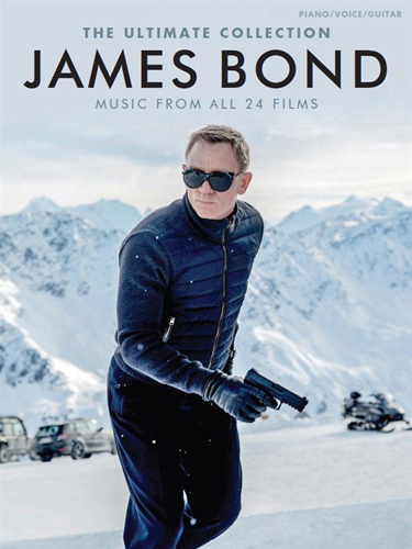 James Bond The Ultimate Music Collection pvg