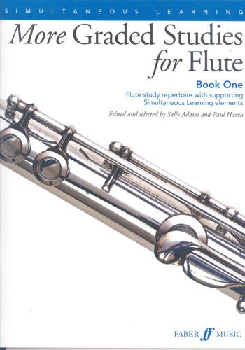 More Graded Studies For Flute Book 1 Harris