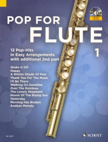 Pop For Flute 1 + Cd