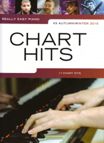 Really Easy Piano Chart Hits 3 Autumn Winter 2016*