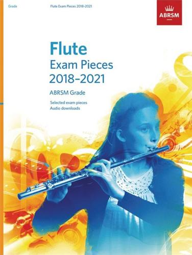 Flute Exam Pieces 2018-2021 Grade 7 + online ABRSM
