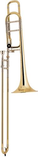Bach Stradivarius 42B - Open Wrap Bb/F Trombone