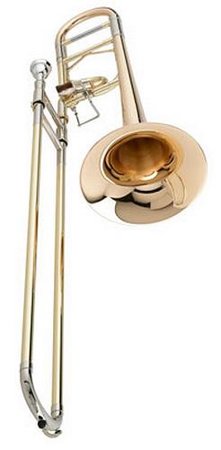 Getzen 4147IB Bousfield Model - Bb/F Trombone