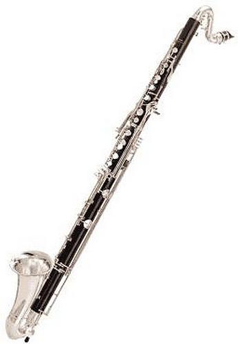 Yamaha YCL-622II Low C - Bass Clarinet