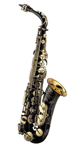 Yamaha YAS-82Z - Black Alto Sax
