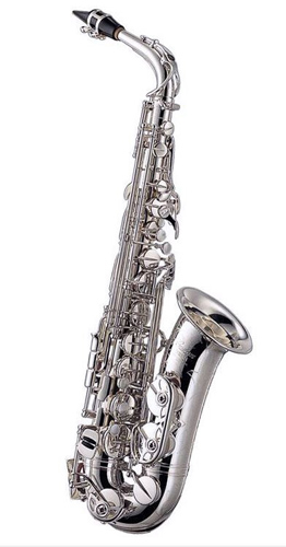 Yamaha YAS-82Z - Silver Plated Alto Sax