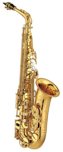 Yamaha YAS-875EX - Gold Plated Alto Sax