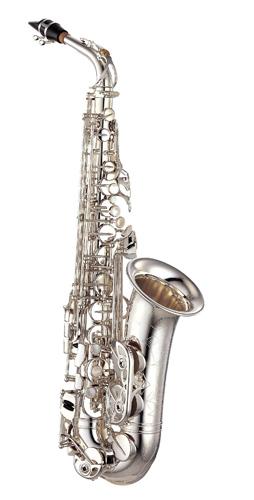 Yamaha YAS-875EX - Silver Plated Alto Sax