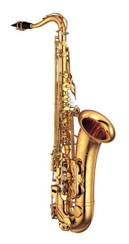 Yamaha YTS-875EX02 - Gold Plated Tenor Sax