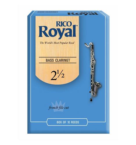 Rico Royal Bass Clarinet Reed