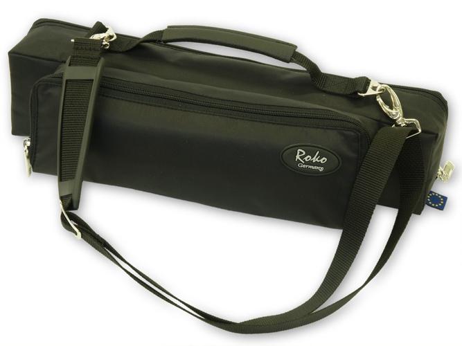 Roko Flute & Piccolo Case Cover - Black