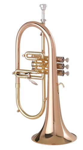 Getzen Custom 3895GB - Flugel Horn