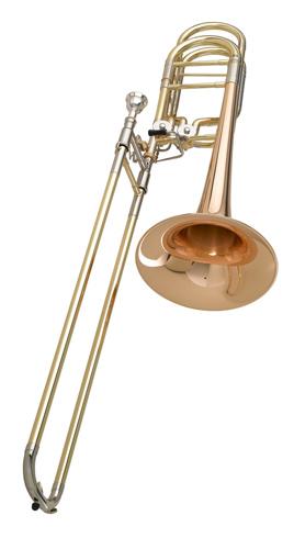 Getzen Eterna 1062-FDR Lacquer - Bass Trombone