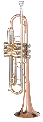 Getzen 3051 Custom - Bb Trumpet