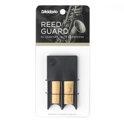 D Addario Reed Guard - 4 Reeds