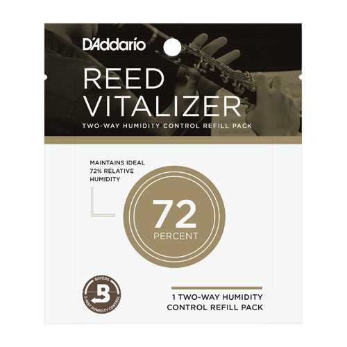 D Addario Reeds Vitalizer Humidty Control Single Refill