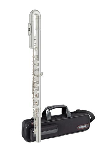 Yamaha YFL-212U - Curved Head Flute