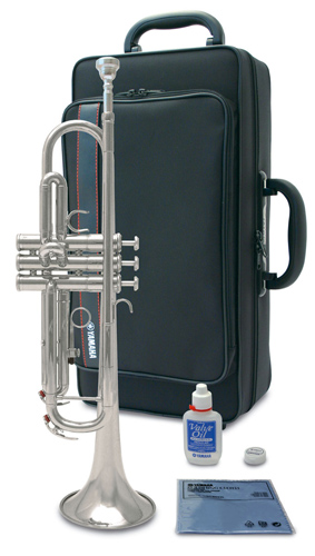 Yamaha YTR-3335S - Bb Trumpet