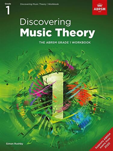 Discovering Music Theory Abrsm Grade 1 Workbook