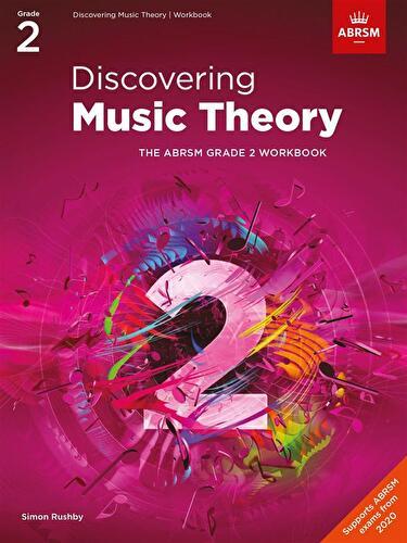 Discovering Music Theory Abrsm Grade 2 Workbook