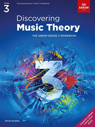 Discovering Music Theory Abrsm Grade 3 Workbook