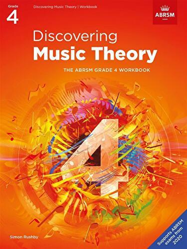 Discovering Music Theory Abrsm Grade 4 Workbook