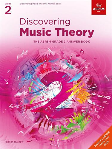 Discovering Music Theory Abrsm Grade 2 Answer Book