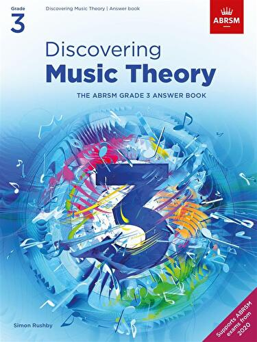 Discovering Music Theory Abrsm Grade 3 Answer Book