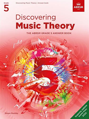 Discovering Music Theory Abrsm Grade 5 Answer Book