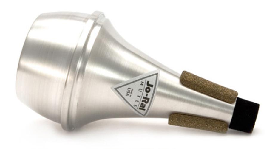 Jo-Ral 1A Trumpet Mute - Straight - Aluminium