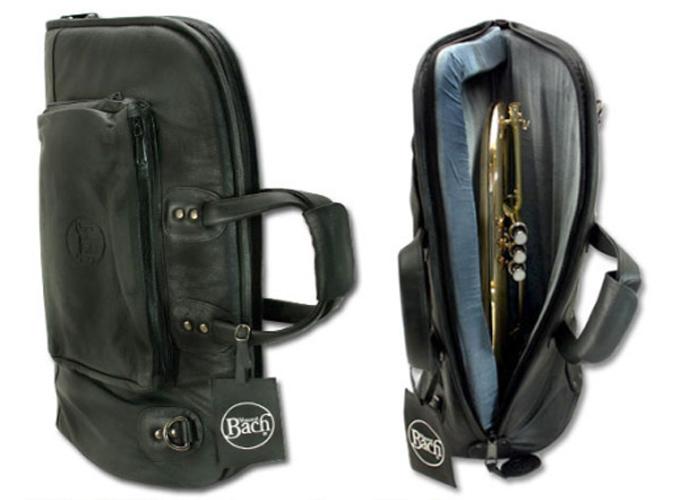 Bach Flugel Horn Gig Bag - Leather