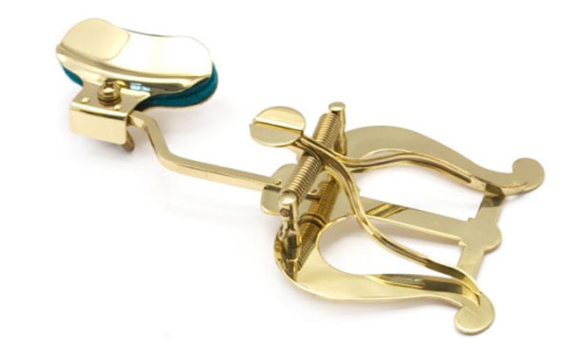 Trombone Lyre Bell Mounted