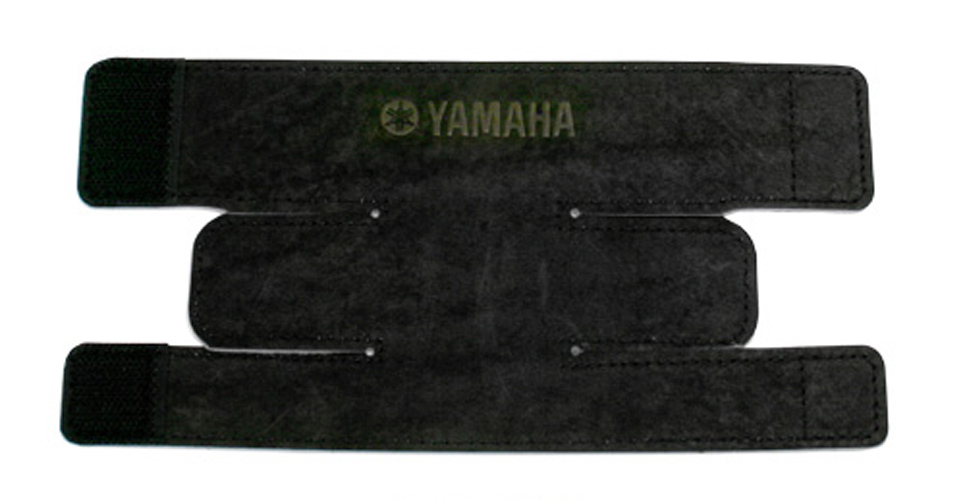 Yamaha Valve Guard for Trumpet - Black Leather