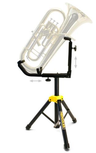 Hercules DS552B Tuba / Euphonium / Baritone / Tenor Horn Stand