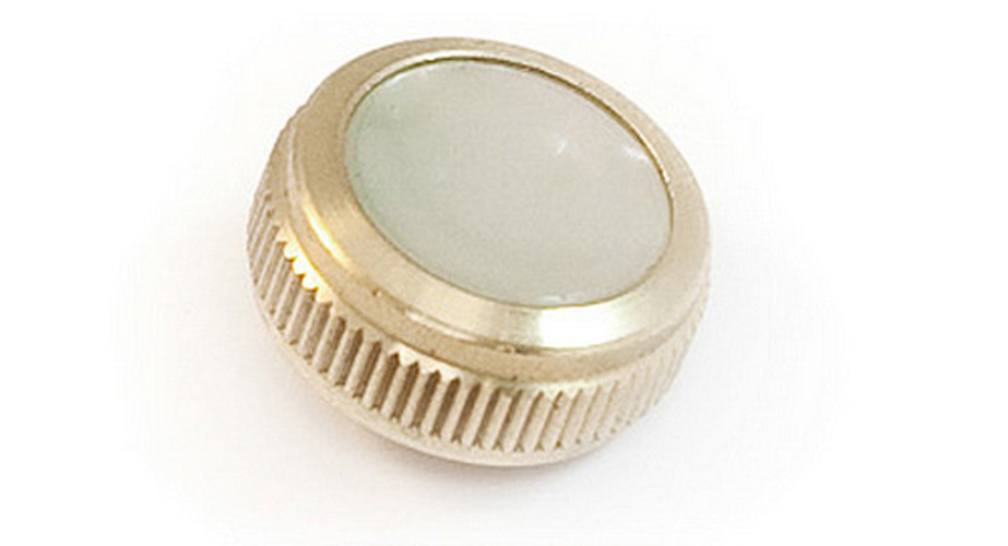 Finger Button - Brass - 955 - Besson Baritone Horn