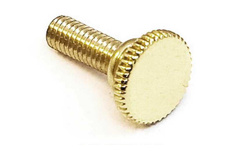 Lyre Holder Screw - Brass - Besson