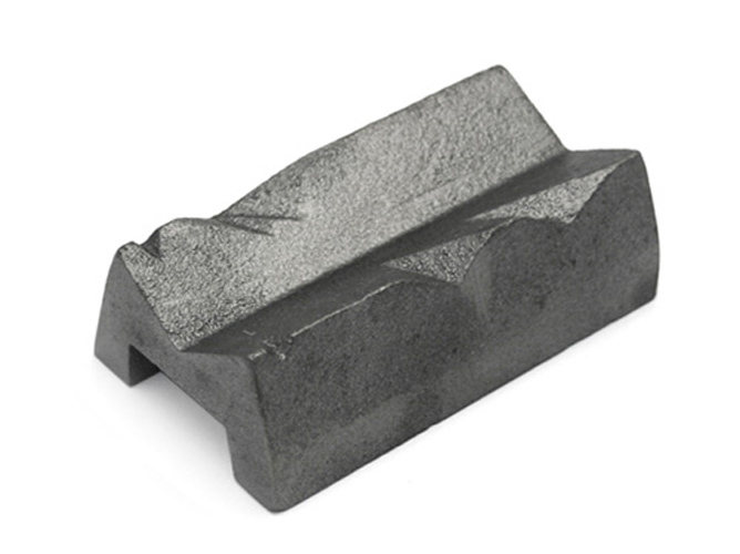 V-Block for Vice Holding Mandrels