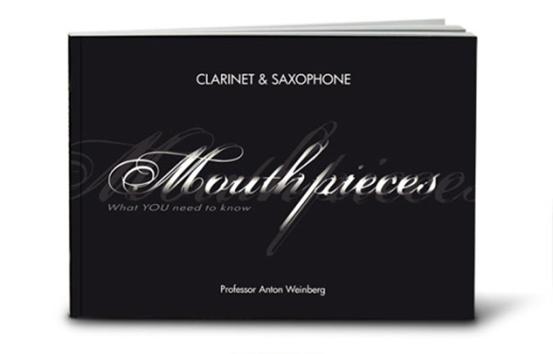 Clarinet and Saxophone Mouthpieces by Anton Weinberg