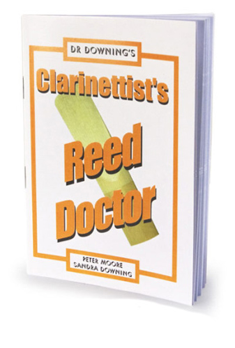 Dr Downing - Clarinettist's Reed Doctor