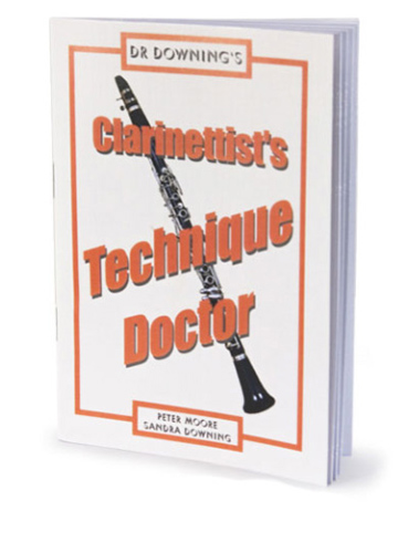 Dr Downing - Clarinettist's Technique Doctor