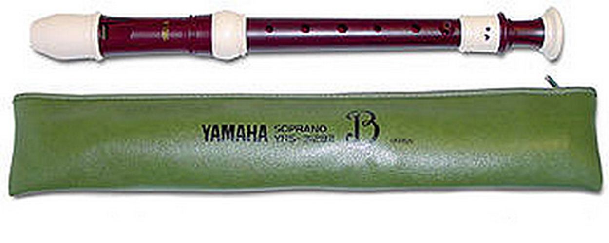 Yamaha YRS312BIII Descant Recorder