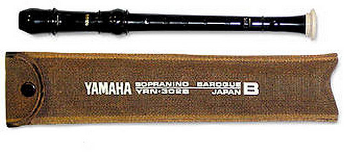 Yamaha Sopranino YRN302BII