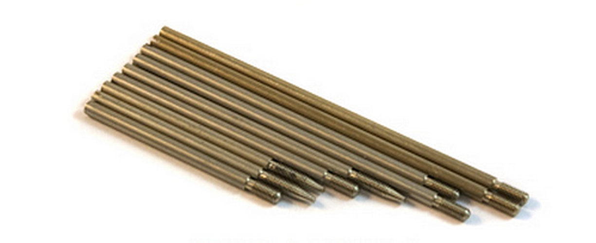 Key Rods - Complete Set of 9