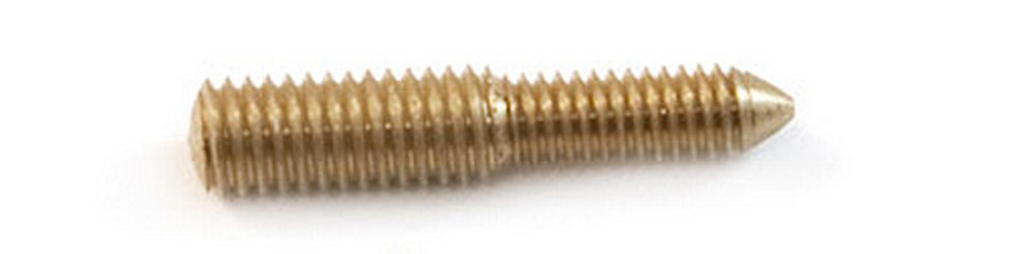U-Tube Screw - Brass