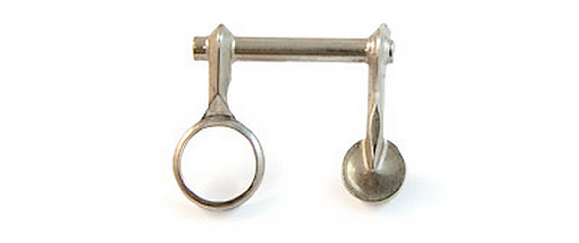 F# Ring Key - No.3 - B&H Obsolete Clarinet