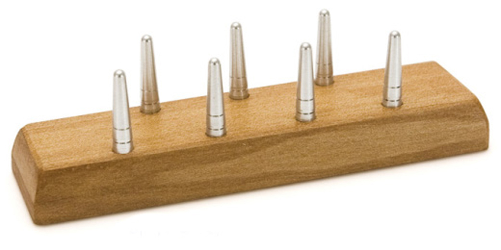 Pisoni Bassoon Reed Reed Drying Board 7 pins