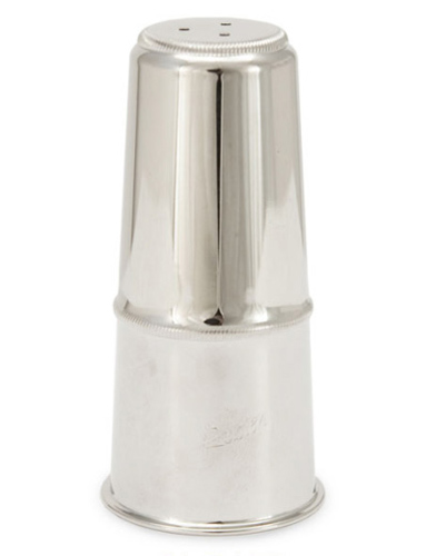 Lucien Bass Clarinet Mouthpiece Cap - Nickel Plated